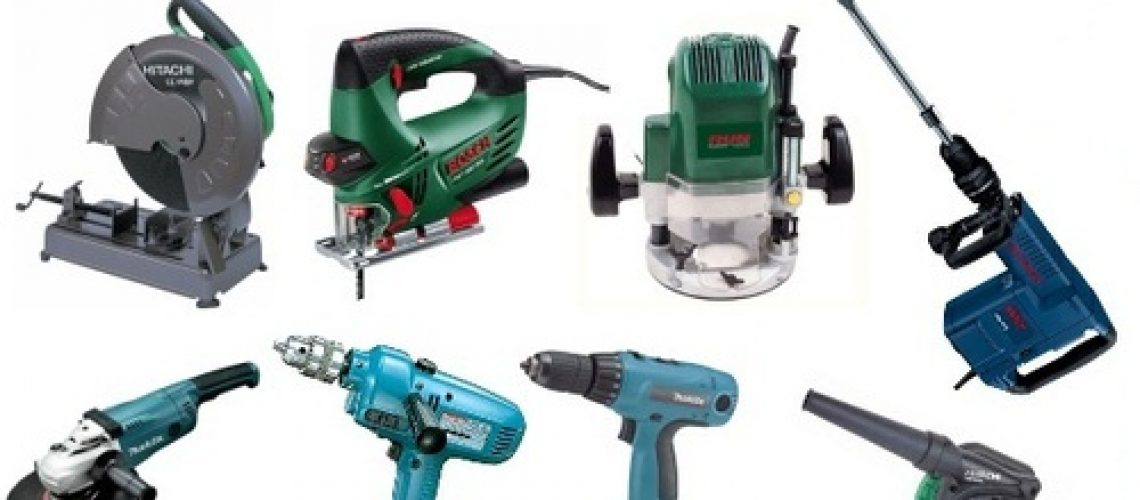 examples of portable power tools